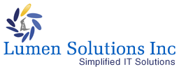 Data Analyst role from Lumen Solutions Inc in San Ramon, CA