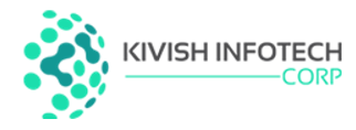 UI Developer role from Kivish Infotech Corp in Bloomington, IL