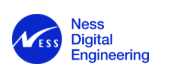 .Net Developer role from Ness USA inc. in Irvine, CA