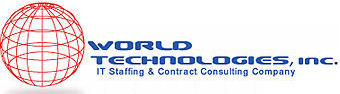 Programmer Analyst role from World Technologies, Inc. in Glendale, AZ