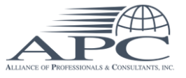 Alliance of Professionals and Consultants, Inc.