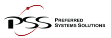 Preferred Systems Solutions, Inc. (PSS).