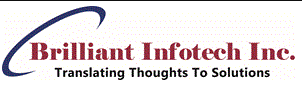 Brilliant Infotech Inc.