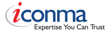 Business/Data Analyst role from ICONMA in Herndon, VA
