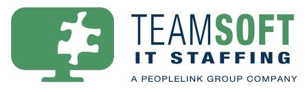 Front End Developer role from TeamSoft in Madison, WI