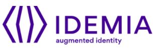 Senior Software Engineer role from IDEMIA in Billerica, MA