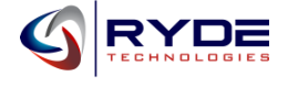 Splunk Engineer role from Ryde Technologies in Washington, DC