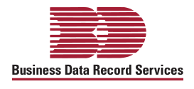 Business Data Record Services