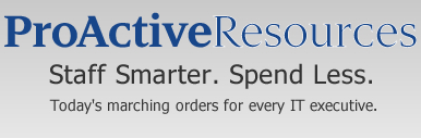 Senior Business Intelligence (BI) Analyst, role from ProActive Resources, Inc in Alpharetta, GA