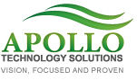 Python Developer role from Apollo Technology Solutions in Herndon, VA