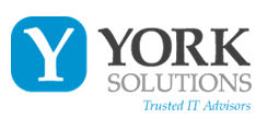 AWS Solution Architect role from York Solutions, LLC in Reston, VA