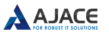 Sr. Java Developer role from Ajace Inc in Baltimore, MD
