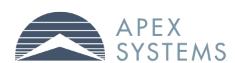 Apex Systems Logo