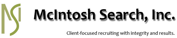 .Net Developer role from McIntosh Search in Dallas, TX