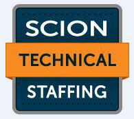 Senior Project Manager role from Scion Staffing Inc. in New York, NY