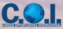 Career Opportunities International