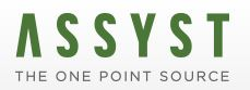 Junior UI Developer role from ASSYST in Sterling, VA