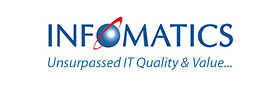 iOS Engineer role from INFOMATICS in Dublin, OH