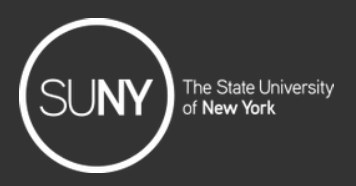 SUNY (The State University of New York)