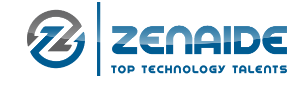 Full Stack Developer role from Zenaide Technologies in Tempe, AZ
