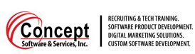 UI Developer role from Concept Software & Services, Inc. in Springfield, IL
