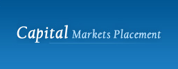 Capital Markets Placement