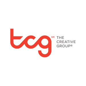 The Creative Group company logo