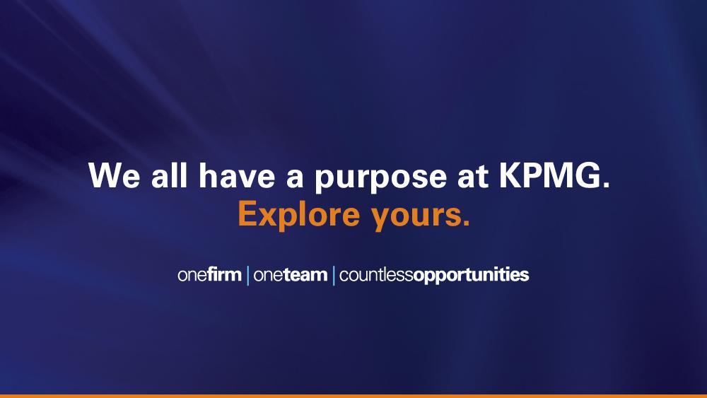 Manager, Big Data Software Engineer - KPMG - New York, NY - 09-19 ...