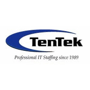 Oracle DBA role from Tentek, Inc. in Fountain Valley, CA